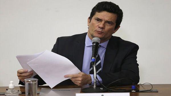 Sergio Moro lideró las investigaciones de la operación Lava Jato a través de las cual encarceló al expresidente Luiz Inácio Lula da Silva.
