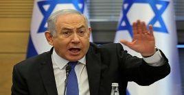 A mediados de abril, el presidente israelí había dado un ultimátum, primero a Gantz y luego a Netanyahu, para formar un Gobierno de coalición.