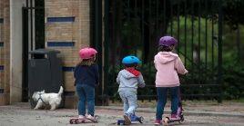 Funcionarios de Educación en España desaconsejaron el regreso a las escuelas, en mayo, de los niños entre cero y seis años, debido al alto riesgo de contagio con la Covid-19.