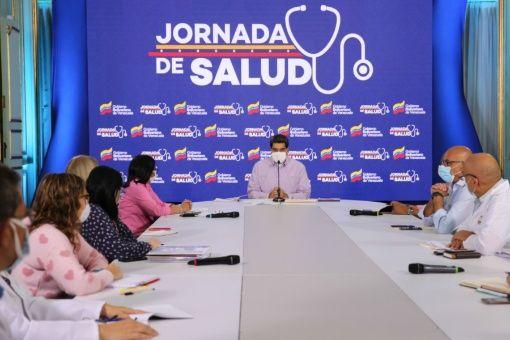 Presidente Nicolás Maduro: Nuevos grupos mercenarios se están conformando en Colombia