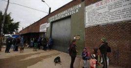 Con capacidad para 1.700 detenidos, el penal de Palmasola alberga a unos 7.000, en su mayoría sin sentencia.
