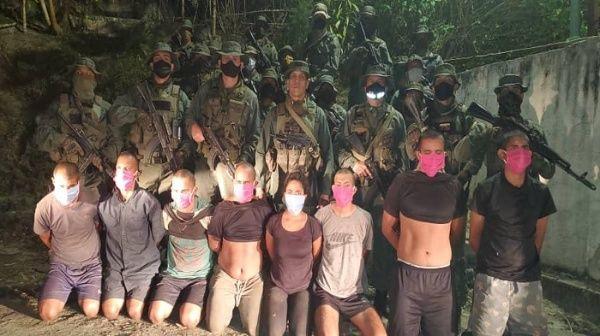 Hasta la fecha han sido capturados más de 50 implicados en la fallida incursión marítima contra Venezuela.