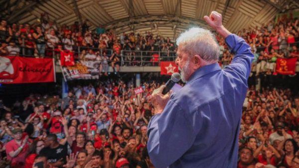 Lula da Silva expresó que fue archivada otra denuncia infundada en su contra.