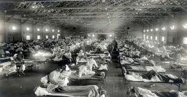Más de 20 millones de personas fallecieron debido a esta pandemia.