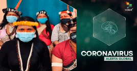 La OPS ha alertado sobre la vulnerabilidad de las comunidades indígenas en medio de la pandemia por la Covid-19.