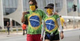 """""""No hay nada específico contra Brasil"""", escribió el asesor del presidente brasileño, Filipe Martins, sobre la decisión de Estados Unidos."""