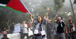 Varias han sido las denuncias internacionales de oposición al plan de Israel para anexionar partes de la Cisjordania ocupada.