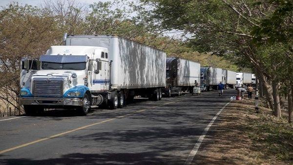 Honduras concederá a los transportistas costarricenses un plazo de estadía en el país de 72 horas.