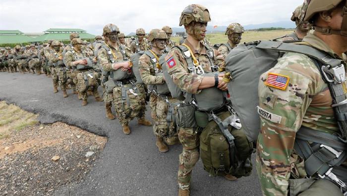 EE.UU. enviará nuevo contingente militar a Colombia en junio ...
