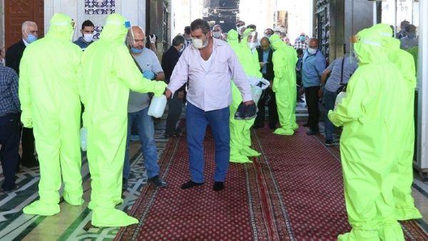 Las medidas de la UE y Estados Unidos han afectado la capacidad de Siria para enfrentar la pandemia de coronavirus.