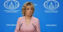 Rusia rechazó la decisión estadounidense de romper relaciones con la Organización Mundial de la Salud ante la Covid-19.