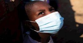 Sudáfrica se mantiene como el país con más personas contagiadas, con 30.967 casos.