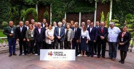 El Grupo de Puebla es una alianza integrada por líderes y académicos progresistas de13 países.