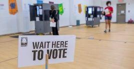 Debido a la pandemia, se espera que en estas elecciones primarias en Estados Unidos haya un aumento del voto por correo.