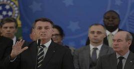 Luego de la decisión de Bolsonaro, el Congreso Nacional deberá analizar el veto presidencial para derribarlo o mantenerlo.