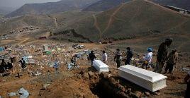 En Perú ocurrieron 137 nuevos decesos por el Sars-Cov-2 durante la última jornada. Ahora las muertes atribuidas al virus en esa nación ascienden a 5.031.