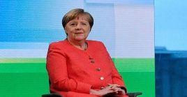 La canciller alemana Angela Merkel no volverá a presentarse a elecciones para lo que sería su quinto periodo consecutivo.