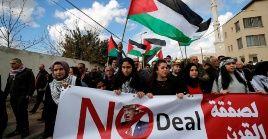 Los palestinos se han opuesto enérgicamente a la intención de Israel de anexarse territorios que permanecen ocupados por Tel Aviv.