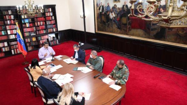 El presidente venezolano afirmó que el esquema 7+7 tiene el objetivo de cortar las cadenas de transmisión del coronavirus.