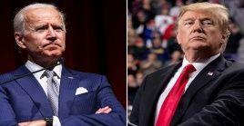 La encuestadora Epic-Mira, en su reciente estudio,señaló que Biden supera a Trump por 12 puntos porcentuales.