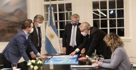 """Para el presidente argentino, """"no hay más lugar para colonialismos en el Siglo XXI""""."""