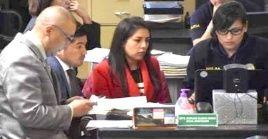 La exjefa de Gabinete del expresidente Evo Morales denunció que su detención se produjo el 31 de enero sin una orden previa.
