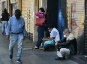 El Instituto Nacional de Estadística de México informó que en abril 12 millones de personas dejaron de trabajar temporalmente debido a la emergencia sanitaria.