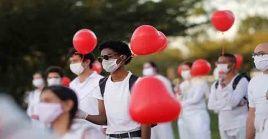 Actualmente, el país suramericano ocupa la segunda casilla en el mundo con más contagios y fallecidos, solo superado por Estados Unidos (EE.UU.)
