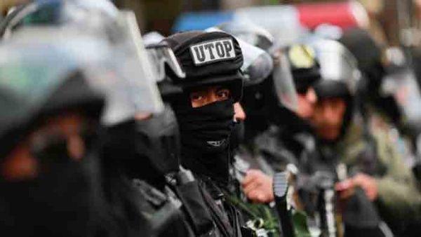 Aunque la Policía es manejada directamente por el Gobierno de facto, éste aún no se ha pronunciado al respecto.