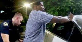 El expolicía, Garrett Rolfe, ocasionó la muerte del afroamericano de 27 años, Rayshard Brooks, al dispararle en el estacionamiento del restaurante de comida rápida Wendy's.