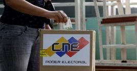 El CNE venezolano informó que más de 105 organizaciones políticas están habilitadas para los comicios parlamentarios.