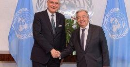 Tras agradecer a los Estados miembros de la ONU, Bozkir ratificó que hará todo lo posible para que la Asamblea General cumpla su mandato de manera eficiente.