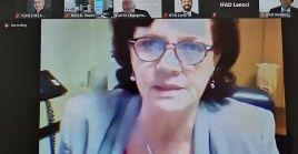 La diplomática cubana, Rebeca Cutié Cancino, denunció ante la FIDA el impacto negativo sobre el sector agrícola del país, producto del bloqueo de EE.UU. aplicado a la isla caribeña.