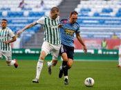 Akhmat 4-2Krylia Sovetov fue el resultado de este primer encuentro entre losequipos de la liga rusa, en la llamada pospandemia.