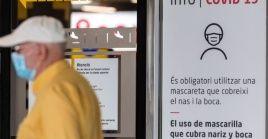 Los viajeros de países europeos, incluido Reino Unido, pueden ingresar a España sin tener que ponerse en cuarentena por 14 días.