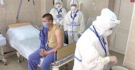 Otros 20 voluntarios se unieron a los ensayos clínicos de un fármaco experimental que desarrolla Rusia contra la Covid-19.