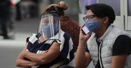Las autoridades sanitarias de Guatemala han indicado que el país se encuentra el pico de la pandemia.