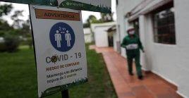 Colombia sumó este martes 2.389 nuevos contagios y 94 fallecidos por coronavirus.