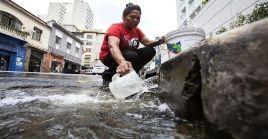 Se estima que 35 millones de brasileños carece de agua potable, mientras que las aguas residuales de 100 millones se vierten sin tratar.