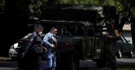 Durante la detención la Policía arrestó a cuatro personas que estarían relacionadas con el atentado a García Harfuch