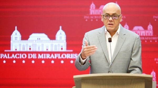 Jorge Rodríguez adelantó que la próxima semana se divulgarán nuevos testimonios sobre la responsabilidad de Colombia y EE.UU. en la agresión contra Venezuela.
