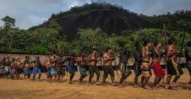 """Debido a la poca presencia del Estado en estas localidades, los pueblos originarios sienten la preocupación de tener que enfrentar un """"nuevo genocidio""""."""