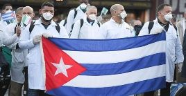 Regan afirmó a medios locales que la petición es justa y legítima, asimismo, instó a la comunidad internacional a reconocer la labor profesional de Cuba para hacer frente a la pandemia.