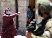 """Bachelet se refirió a cualquier anexión, ya """"sea el 30 por ciento de Cisjordania o el 5 por ciento""""."""