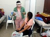 El gremio agrupa a más de 3.000 médicos, enfermeros, paramédicos y otros trabajadores de la salud.