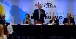El foro político argumentó su declaración en función del rol jugado por la OEA en el desenlace de las elecciones en Bolivia.