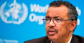 El director general de la OMS, Tedros Adhanom Ghebreyesus, hizo un balance de la pandemia de coronavirus a seis meses de su aparición.
