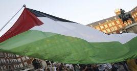 La causa palestina ha sido defendida por varios pueblos alrededor del mundo.
