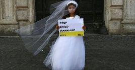 En América Latina y el Caribe, una de cada cuatro niñas se casa o establece unión informal antes de cumplir 18 años.