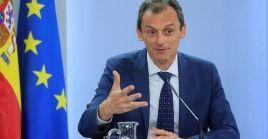Pedro Duque expresa que se financian investigaciones para 12 candidatos vacunales contra la Covid-19.